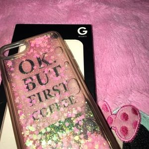 Iphone 7 case from GUESS